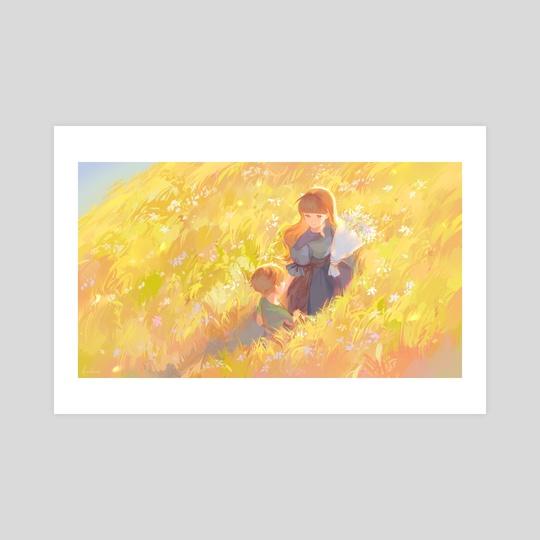 maquia / motherhood  by miki  