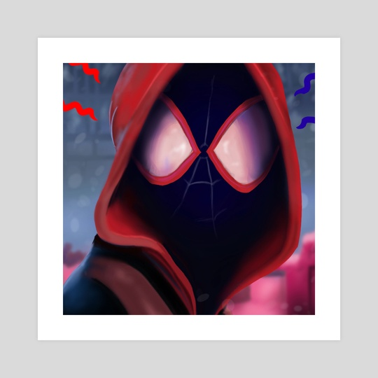 Spider-Man: Miles Morales by Chris Robbin