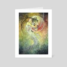 Ananke - Art Card by Caeles