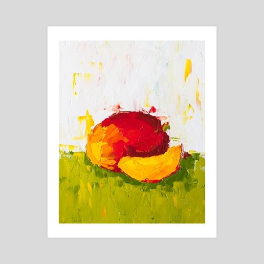 Fruity Mango by Eric Buchmann