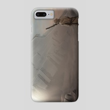 jakku - Phone Case by Miguel Blanco