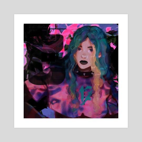 e-girl by Melodia Adamas