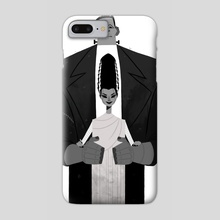 The Frankensteins - Phone Case by Kirsten Shiel
