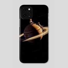 Closer - Phone Case by Nicebleed