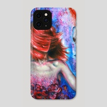 Heartbreaker - Phone Case by Olesya Umantsiva