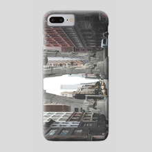 Star wars - New York - Phone Case by Andres Sc
