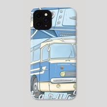 Ikarus 55 - Phone Case by Alexander Anisenkov