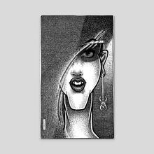 THERESE - Acrylic by Darrell Newsom