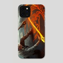 Ruinwaker - Phone Case by Kim Sokol