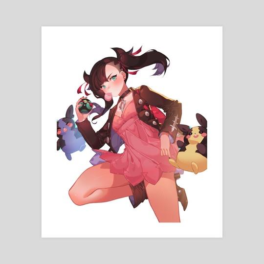 Marnie by Orange Sekaii