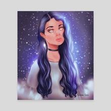 Enchanted - Canvas by Sherina Chin