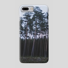 Deep In The Forest - Phone Case by Eva H.