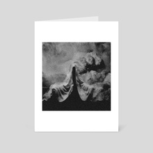 Only Dreams in Total Darkness - Art Card by Sick Of Realism