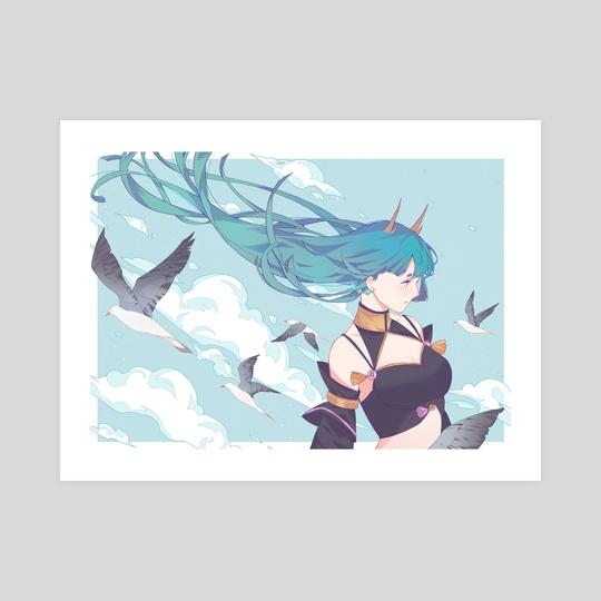 Windy Day by Reika