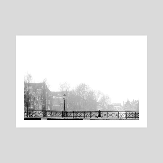 Amsterdam VI by Yat Ho Tsang