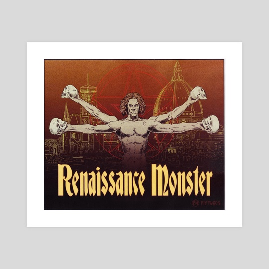 Renaissance Monster by PM Players