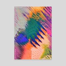 """WWP 228 """"CLAUU"""" - Canvas by Martin Naumann"""