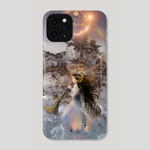 Winter Solstice - Phone Case by Jessica Dueck