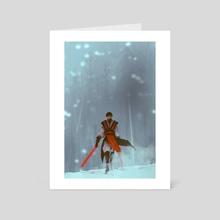 Sith - Art Card by Rorie Ciriaco