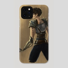 FURIOSA - Phone Case by Eliana Clemente