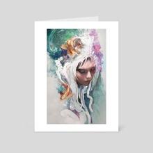 Streams - Art Card by Jeff Langevin
