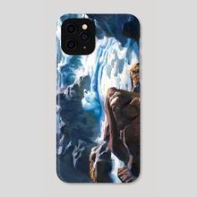 Sea Rock Shimmer - Phone Case by Jordan K Walker