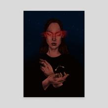 Arrow - Canvas by Elora Sperber