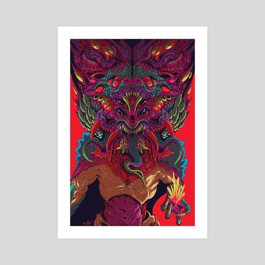 God of Beasts by Brock Hofer
