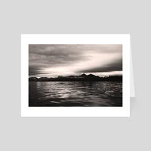 Svalbard - Art Card by Carina Clavijo