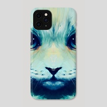 Abstract Cat - Phone Case by Kat Marie