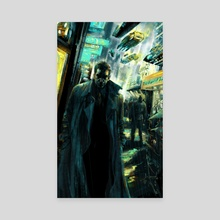 BLADE RUNNER - Canvas by Vincent Nappi