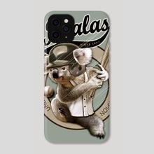 KOALA RANGERS - Phone Case by ADAM LAWLESS