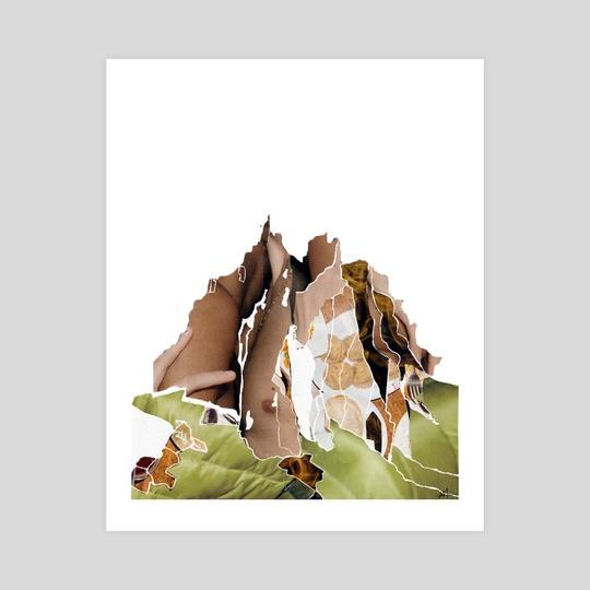 Mt. Whitney, CA by Dana Nathanson