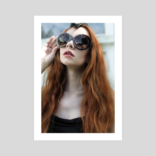 Prada Sunglasses by Alice Rose
