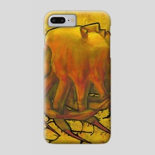 Growing Artist - Phone Case by Jennifer Lange