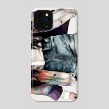 Jacket - Phone Case by Feline Zegers