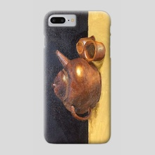 Terracotta - Phone Case by Srobona Ghosh Dastidar