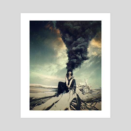 SmokeHead by Matthew Clonch