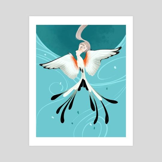 Flycatcher by Justin Lanjil