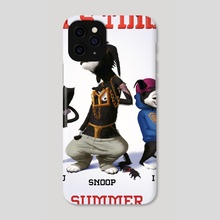 Animaniacs - Phone Case by Joel Fulker