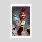 DEMOLISHED - Art Print by Bastien Lecouffe Deharme