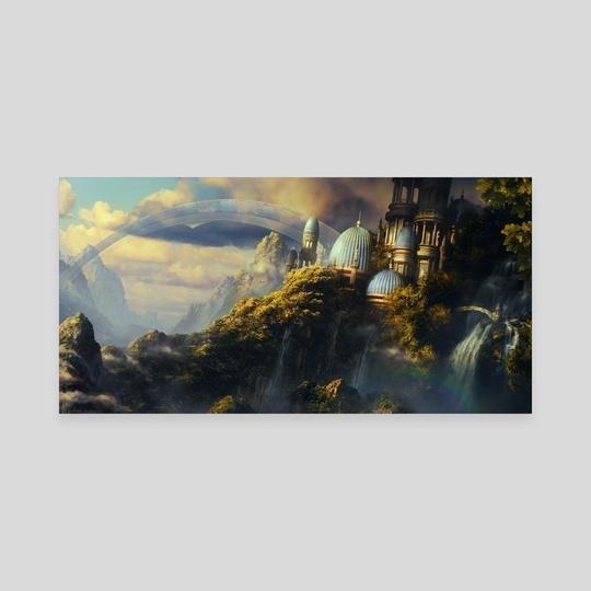 Sorcerer's Hill by Bobby Myers