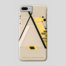 charlie brown - Phone Case by drewmadestuff