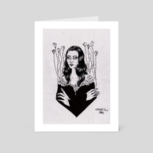 Thorns - Art Card by Teresa Vannini