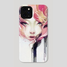 Bauhinia - Phone Case by Anna Dittmann