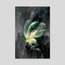 metamorphosis - Acrylic by Yihyoung Li