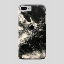 Elusive Sun - Phone Case by Phil Lang