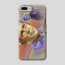 "Steve McQueen from ""Bullitt"" (1968) - Phone Case by David Robinson"