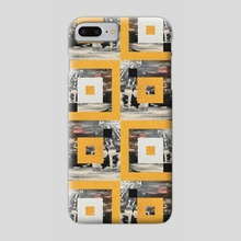 UrbanSquare - Phone Case by Susana Paz