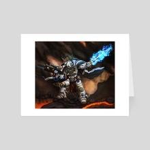 Warhammer - Art Card by Anastasia Asteltainn